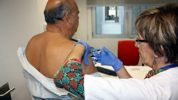Cs vol que l'Ajuntament se sumi al CatSalut per intensificar la campanya de vacunació contra la grip