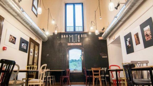 El concert tindrà lloc a la cafeteria gastronòmica del MUT al Casal TorreBlanca