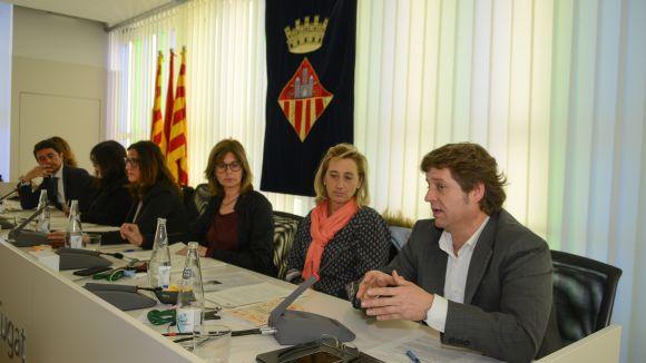 Pere Soler, tinent d'alcalde d'Ocupació i Polítiques Comarcals / Foto: Localpres