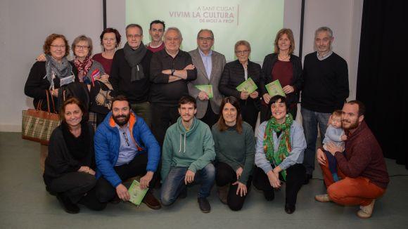 La programació de febrer a juny del programa 'De Prop' de la XCCP ofereix 130 propostes a Sant Cugat