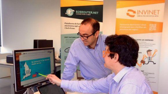 La plataforma santcugatenca B2BRouter, a la 2a edició del Congrés de Govern Digital de la Generalitat