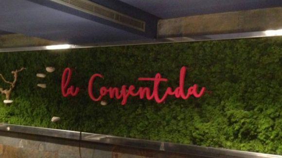 El restaurant La Consentida obre portes la setmana que ve a l'avinguda de Lluís Companys
