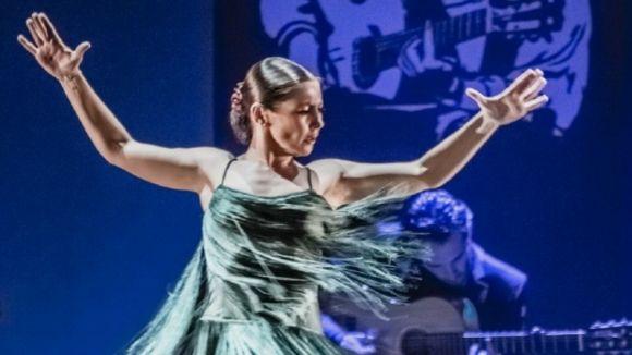 Sara Baras presenta 'Voces' al Teatre-Auditori