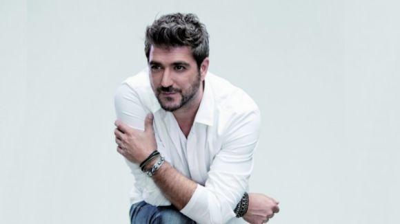 Antonio Orozco presenta avui 'Único' al Teatre-Auditori amb entrades exhaurides