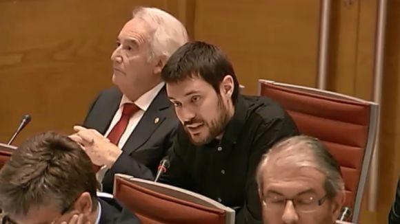 El Senat rebutja la proposta d'ERC de prohibir pràctiques militars a Collserola