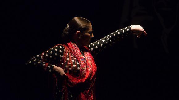 Dansa: Sara Baras amb 'Sombras'