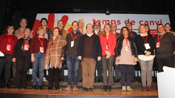 Vicenç San Francisco i Josep Lluís Salazar, nous membres del secretariat del PSC Vallès Oest