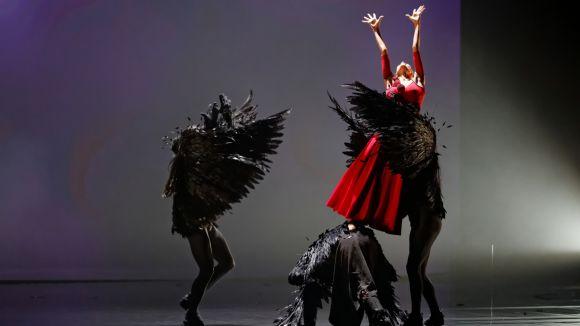 'El Amor Brujo' del Víctor Ullate Ballet penja el cartell de 'complet' al Teatre-Auditori