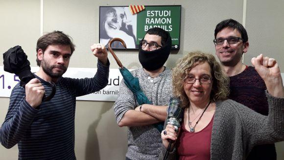 L'equip de Dani Ruiz-Trillo preparats per a la revolució