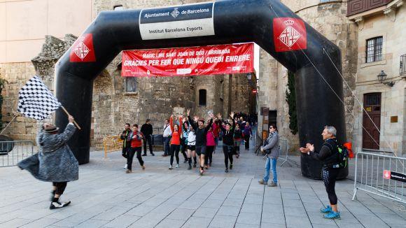 Premien una desena de mares del Ciutat d'Alba per la implicació solidària en la Barcelona Magic Line