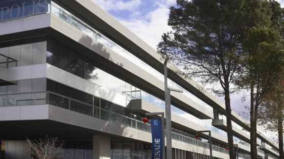 Esade obté un benefici de vuit milions d'euros el curs 2016-2017