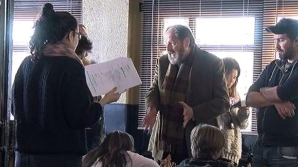 El Mercantic i el Cafè Belgrado, escenaris de la nova temporada de la sèrie 'Nit i dia' de TV3