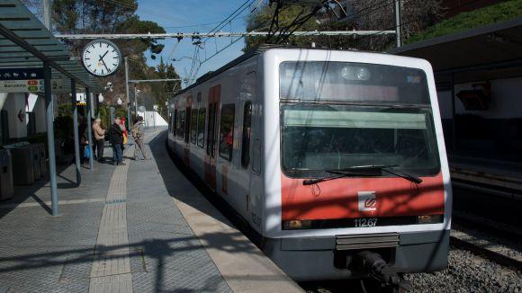 Servei habitual de trens de FGC fins al 13 d'octubre 'en la mesura del possible' per la vaga general