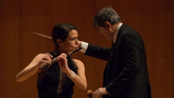Elisabet Franch ofereix aquest dissabte classes magistrals de flauta travessera per a tots els nivells