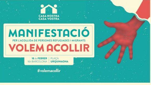 L'Ajuntament i entitats organitzen un desplaçament conjunt a la manifestació de 'Casa nostra, casa vostra'