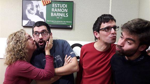 L'equip de Dani Ruiz-Trillo s'estima molt!