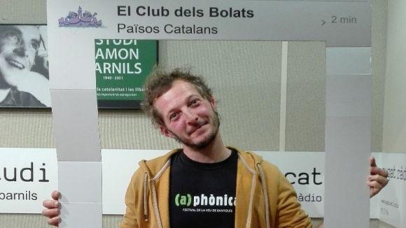 Gerard de Pablo, de Pantaleó, visita 'El Club dels Bolats'