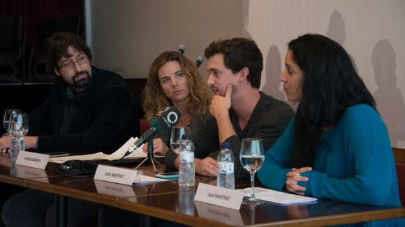 L'Esbart, Pere Martínez i la coral del Conservatori posaran música als Premis Ciutat de Sant Cugat
