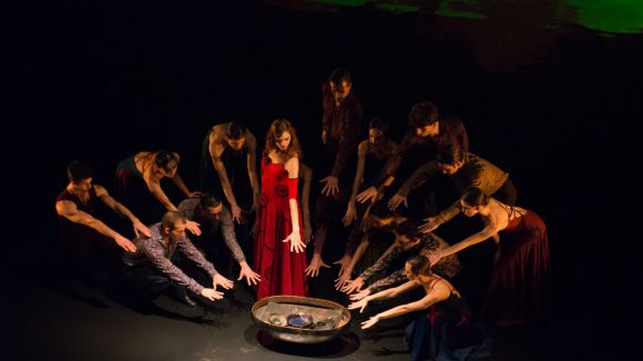 Víctor Ullate embruixa el Teatre-Auditori amb la seva revisió de l''Amor Brujo'