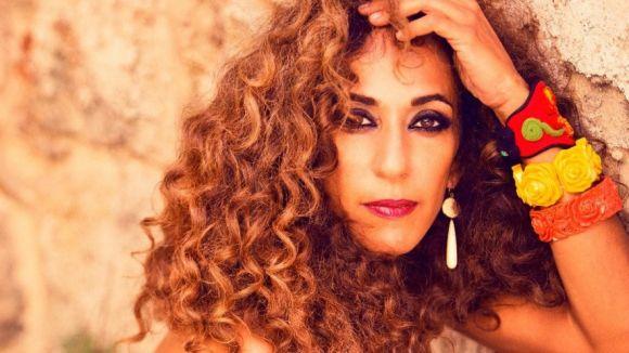 La rumba de Rosario omplirà aquesta nit el Teatre-Auditori amb 'Gloria a ti'