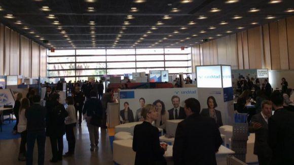 La fira té lloc fins demà al Palau de Congressos de Catalunya, a Barcelona.