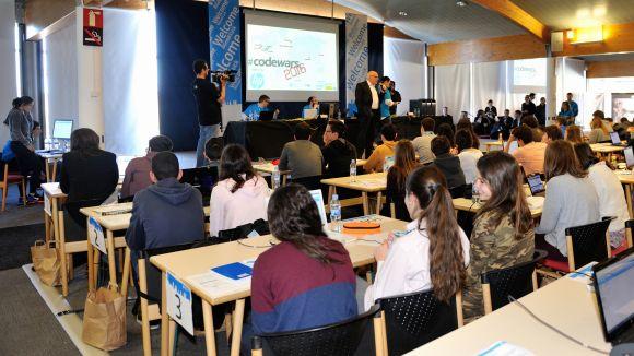 HP convoca més de 300 estudiants a la CodeWars per fomentar la vocació pels estudis científicotècnics