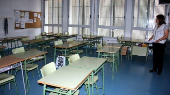 El Marc Unitari de la Comunitat Educativa s'adhereix a la vaga general d'educació contra la LOMCE