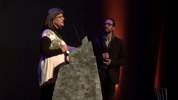 Els Premis Ciutat de Sant Cugat reconeixen l'Ateneu amb un dels guardons com a referent cultural