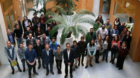 Dos santcugatencs participaran al projecte Digital&Green Skills Vallès