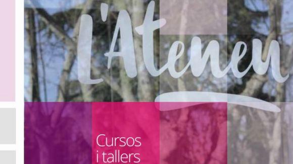 L'Ateneu ha obert inscripcions per als nous cursos i tallers