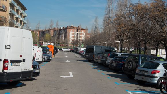 L'aparcament de Josefina Mascareñas