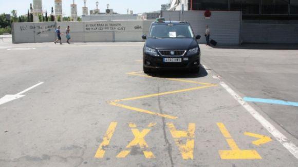 Els taxistes faran una jornada d'aturades a l'àrea metropolitana de Barcelona el 27 de juliol