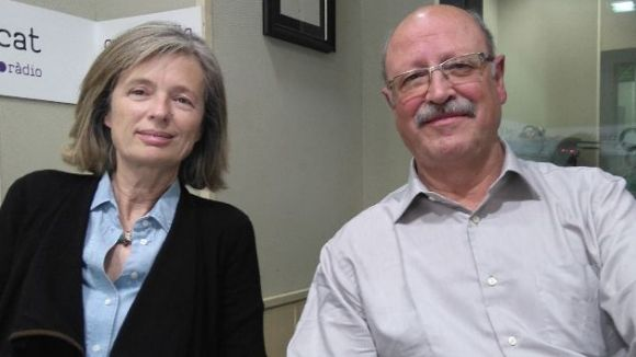 Núria Stenger i Joan Pallarés