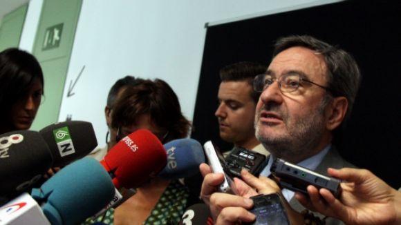 Narcís Serra declara avui a l'Audiència Nacional en qualitat d'investigat per suposades irregularitats bancàries