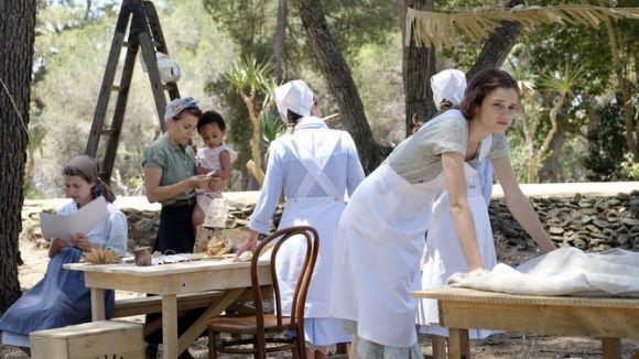 TV3 estrena avui 'La llum d'Elna', rodada a Sant Cugat i Valldoreix