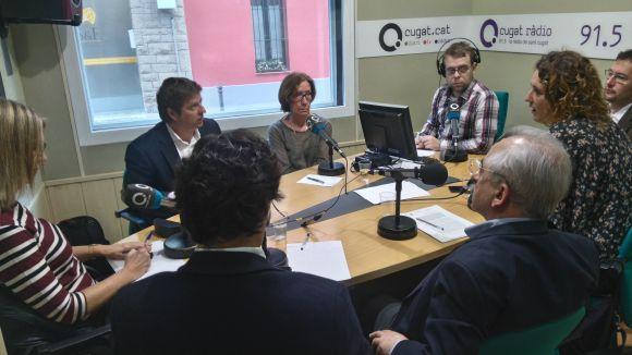 La seguretat ciutadana, tema de la tertúlia amb els partits de Sant Cugat