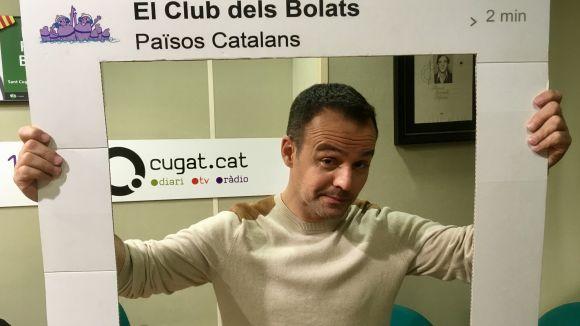Daniel Anglès visita aquesta setmana 'El Club dels Bolats'