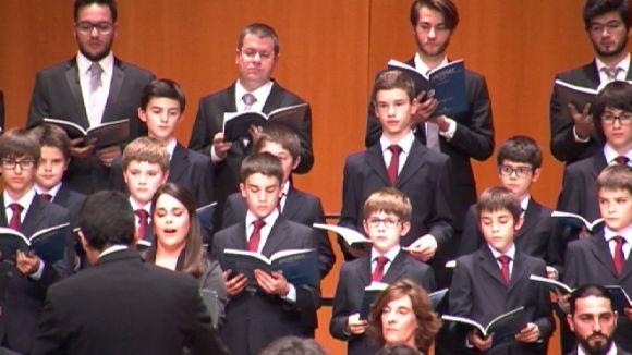 L'ONCA i l'Escolania de Montserrat porten al Teatre-Auditori els primers i els últims passos de Mozart