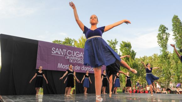 La 13a edició del Sant Cugat Balla arriba a la ciutat del 19 al 30 d'abril per mostrar el talent local
