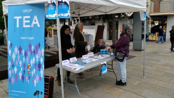 El Grup TEA Sant Cugat commemora el Dia de l'Autisme amb una jornada per sensibilitzar sobre el trastorn