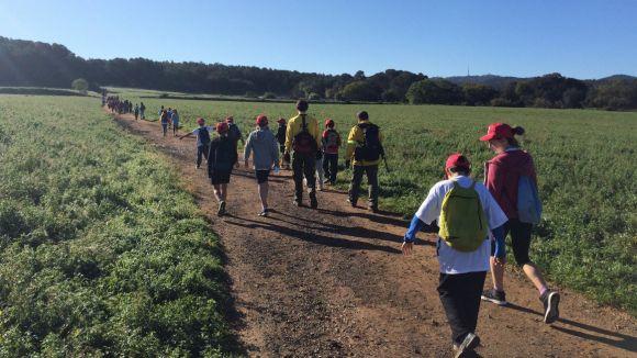 'El Pou' descobreix el projecte Boscos i Salut per a una Societat Saludable