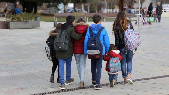 Publicades les llistes d'alumnes admesos i en espera a les escoles de Sant Cugat