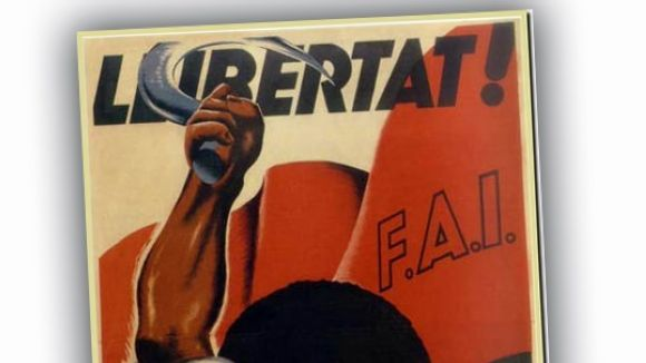 Un fragment d'un cartell de Fontserè / Foto: Centenari Carles Fontserè