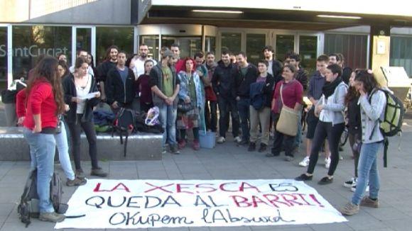 La CUP-PC i ICV-EUiA presentaran una moció perquè l'Ajuntament doni suport a La Xesca