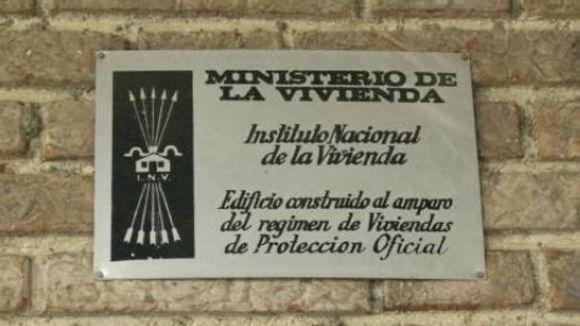 L'ANC engega una campanya per localitzar les plaques i símbols franquistes de Sant Cugat