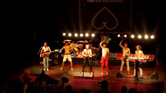 Oques Grasses actuarà el 30 de juny a Sant Cugat
