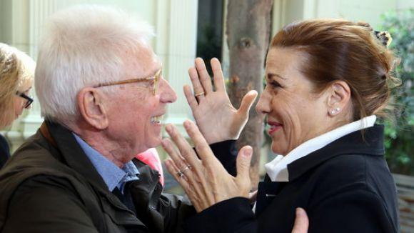 L'actriu santcugatenca Emma Vilarasau, premi Nacional de Cultura