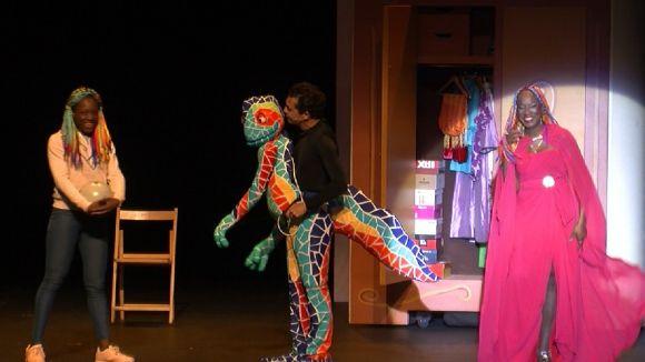 Lucrecia i els ritmes cubans traslladen el Teatre-Auditori a la Barcelona més màgica