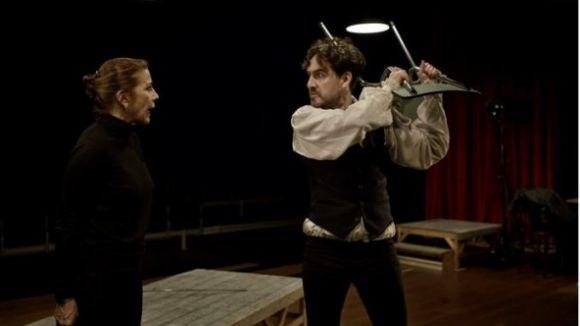 'Infàmia' es representa dos dies seguits al Teatre-Auditori
