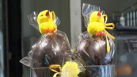 Les pastisseries esperen almenys mantenir les vendes de mones de Pasqua